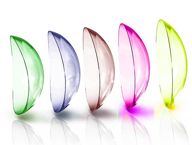 562bab325797 Купить цветные контактные линзы для глаз в интернет магазине в Уфе